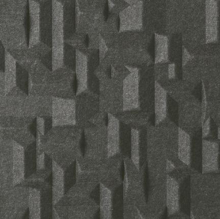 Een afbeelding van een akoestisch muurelement op Akoestiekspecialist genaamd Offecct Soundwave® Village.