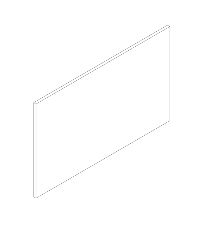 Een afbeelding van een akoestisch wandpaneel op Akoestiekspecialist genaamd Deblick Wandpaneel.